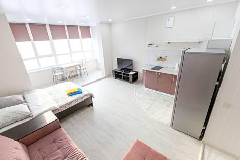 Сдается 1-комнатная квартира посуточно в Барнауле, Партизанская улица, 149.