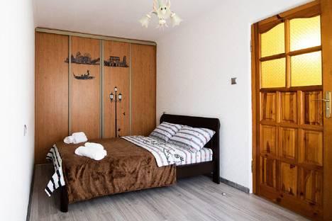 Сдается 2-комнатная квартира посуточно в Калининграде, Минская улица, 24.