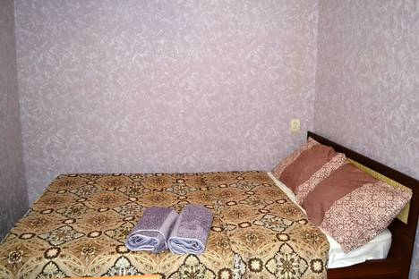 Сдается 2-комнатная квартира посуточно в Обнинске, проспект Ленина, 74.