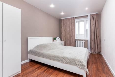 Сдается 2-комнатная квартира посуточно, проспект Победы, 58.