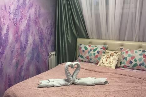 Сдается 2-комнатная квартира посуточно в Серпухове, улица Ворошилова, 117.