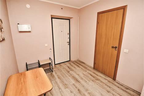 Сдается 2-комнатная квартира посуточно в Адлере, Адлерский район, Урожайная улица, 71Ас1.
