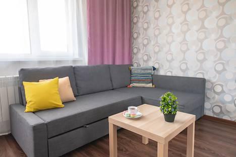 Сдается 1-комнатная квартира посуточно, Русская улица, 51В.