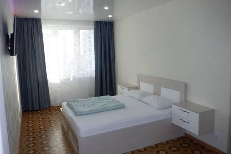 Сдается 1-комнатная квартира посуточно в Красноярске, улица 9 Мая, 83.