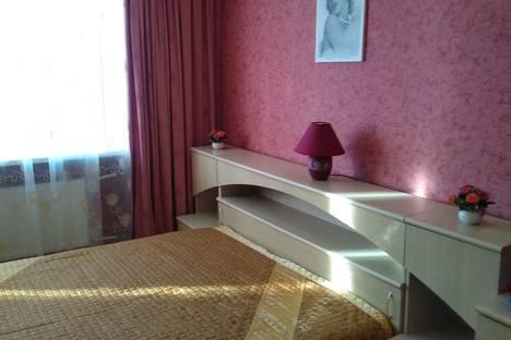 Сдается 2-комнатная квартира посуточно в Мурманске, Гвардейская улица, 13.