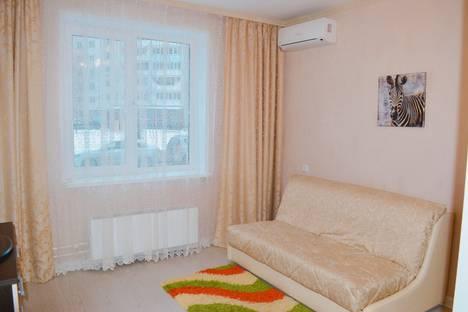 Сдается 1-комнатная квартира посуточно, микрорайон Прибрежный, Окская набережная, 19.