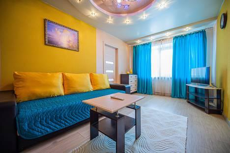 Сдается 2-комнатная квартира посуточно в Челябинске, улица Цвиллинга, 47Б.