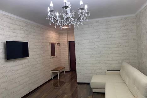 Сдается 1-комнатная квартира посуточно в Пятигорске, улица Юлиуса Фучика 17.
