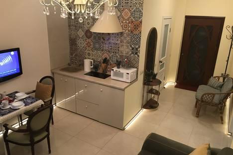 Сдается 1-комнатная квартира посуточно в Светлогорске, улица Верещагина, 12.