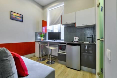 Сдается 1-комнатная квартира посуточно в Санкт-Петербурге, переулок Антоненко, 3.