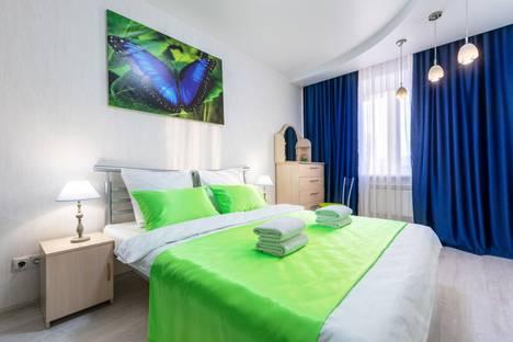 Сдается 3-комнатная квартира посуточно, проспект Мира, 128.
