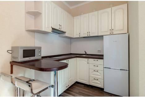 Сдается 1-комнатная квартира посуточно, городской округ Солнечногорск,микрорайон Велтон Парк Новая Сходня Беговая дом 10.