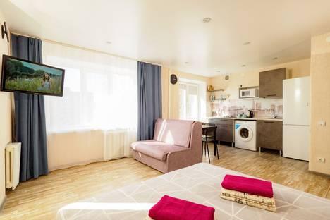 Сдается 1-комнатная квартира посуточно в Смоленске, улица 25 Сентября, 38.
