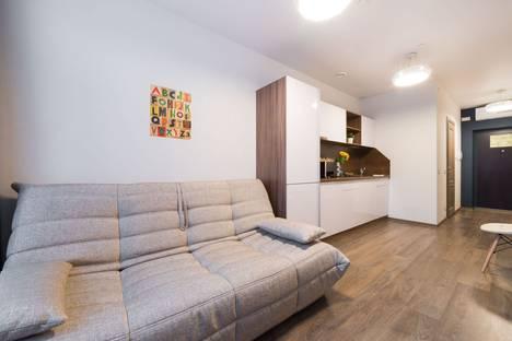 Сдается 1-комнатная квартира посуточно в Екатеринбурге, Малышева 42А.