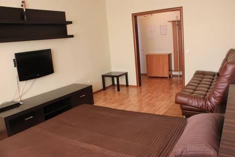 Сдается 1-комнатная квартира посуточно в Ульяновске, Буинский переулок, 1.