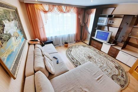 Сдается 2-комнатная квартира посуточно в Климовичах, Могилёвская область, Климовичский район,улица 50 лет СССР, 1.