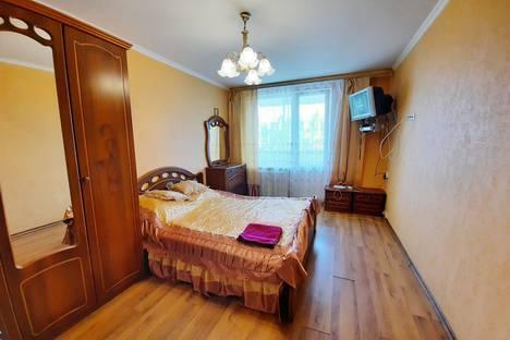 Сдается 2-комнатная квартира посуточно в Кричеве, Могилёвская область,улица Тимирязева, 2.