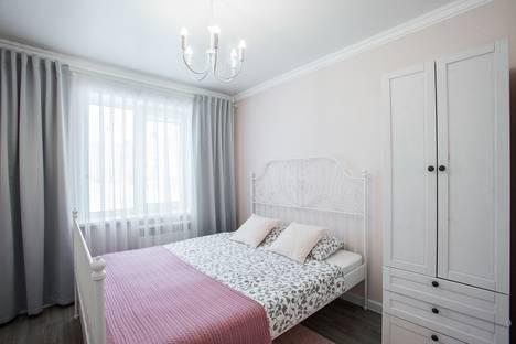 Сдается 2-комнатная квартира посуточно в Барнауле, Власихинская улица, 87.