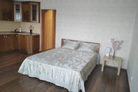 Сдается 1-комнатная квартира посуточно, Ханты-Мансийский автономный округ,Пролетарский проспект, 11.