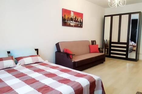 Сдается 1-комнатная квартира посуточно, улица Дыбенко, 6к2.