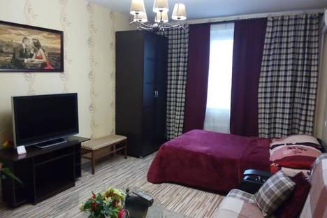 Сдается 1-комнатная квартира посуточно в Железнодорожном, улица Струве, 9к1.