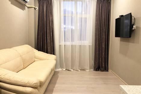 Сдается 1-комнатная квартира посуточно в Сочи, Центральный район, Виноградная улица, 204Б.