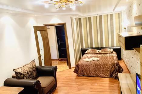 Сдается 1-комнатная квартира посуточно в Орехово-Зуеве, улица Карла Либкнехта, 7.