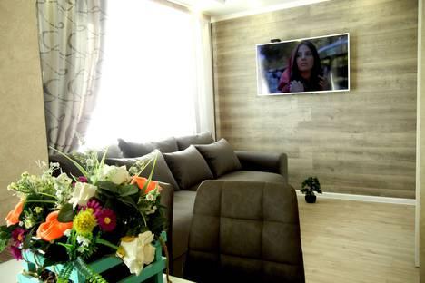 Сдается 2-комнатная квартира посуточно в Саратове, Миллеровская улица, 15А.