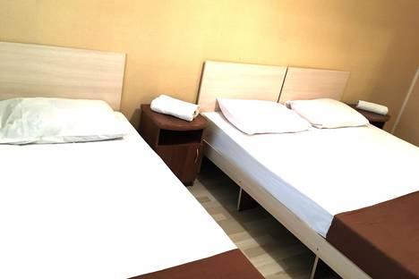 Сдается 2-комнатная квартира посуточно, проспект Карла Маркса, 117/2.