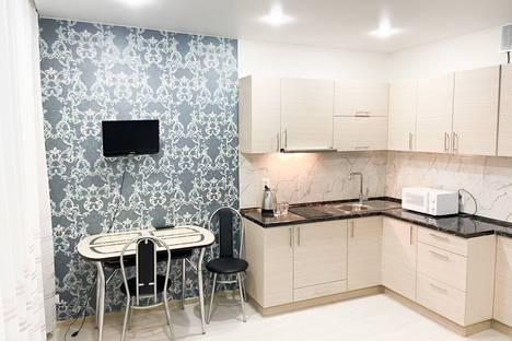 Сдается 1-комнатная квартира посуточно, улица Университетская Набережная, 85.