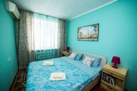 Сдается 3-комнатная квартира посуточно в Ростове-на-Дону, улица Оганова, 9.