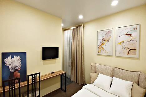Сдается 1-комнатная квартира посуточно в Саратове, Крайняя улица, 204.