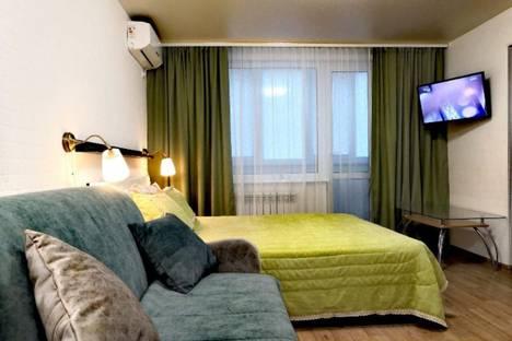 Сдается 1-комнатная квартира посуточно, улица Тюляева, 18.