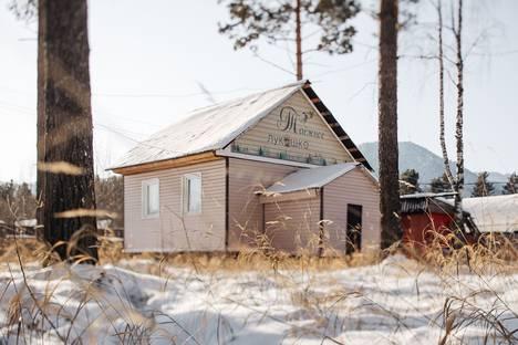 Сдается коттедж посуточно в Байкальске, Слюдянский район, посёлок Утулик, Снежная улица.