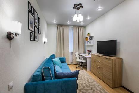 Сдается 1-комнатная квартира посуточно в Москве, Свободный проспект, 32.
