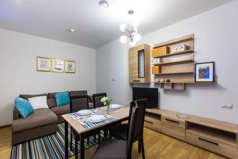 Сдается 1-комнатная квартира посуточно в Москве, улица Академика Скрябина, 14.