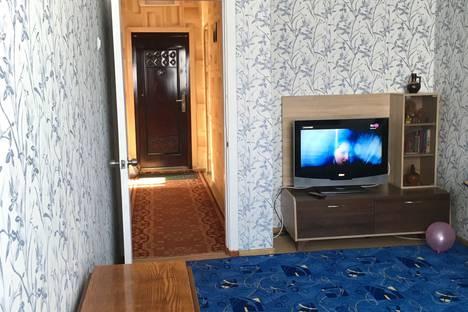 Сдается 2-комнатная квартира посуточно, ул Ленина 319.