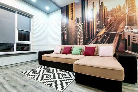 Сдается 2-комнатная квартира посуточно в Кемерове, бульвар Строителей, 28Г.