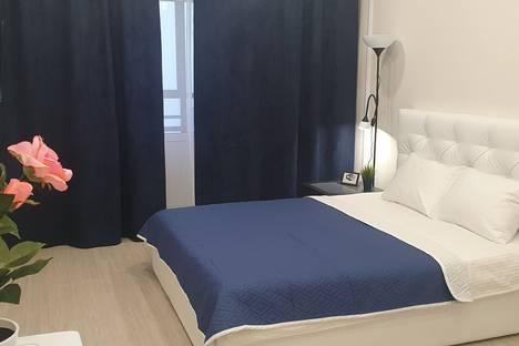 Сдается 1-комнатная квартира посуточно в Ижевске, проспект Конструктора М.Т. Калашникова, 17.