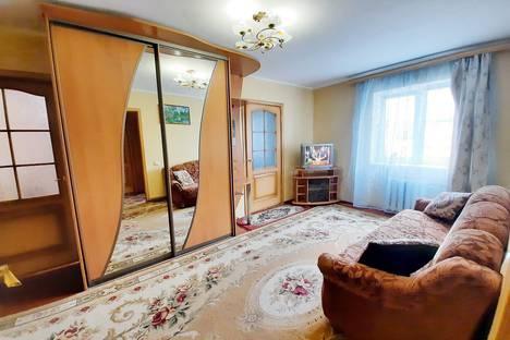 Сдается 2-комнатная квартира посуточно в Осиповичах, Могилёвская область,улица Крыловича, 2.