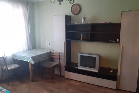 Сдается 1-комнатная квартира посуточно, Орехово-Зуевский городской округ,Парковская улица, 11.
