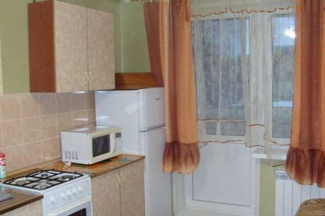 Сдается 1-комнатная квартира посуточно в Смоленске, Новосельцы, ул.Юбилейная 6.