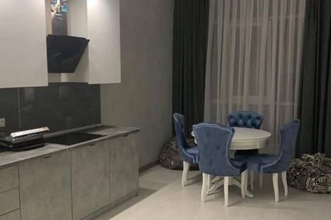 Сдается 1-комнатная квартира посуточно в Ставрополе, переулок Крупской, 29/1.