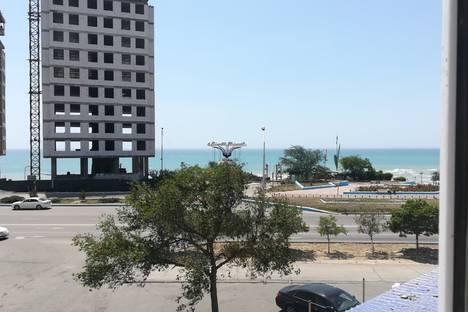 Сдается 1-комнатная квартира посуточно в Актау, 5-й микрорайон.