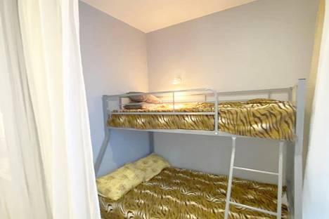 Сдается 1-комнатная квартира посуточно в Сочи, микрорайон Мамайка, Полтавская улица, 54.