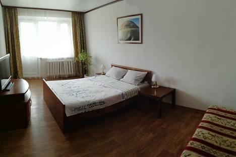 Сдается 1-комнатная квартира посуточно, Ханты-Мансийский автономный округ,улица Мира, 70А.