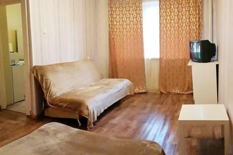 Сдается 1-комнатная квартира посуточно, Черниковская улица, 83.