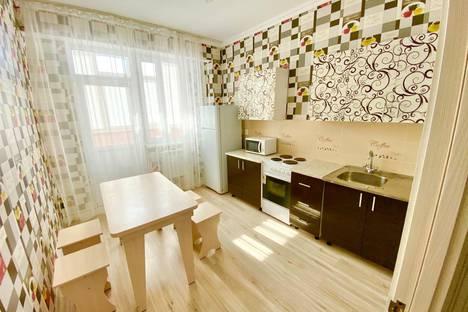 Сдается 1-комнатная квартира посуточно в Актау, 17-й микрорайон, 5.