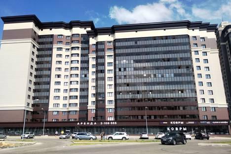 Сдается 1-комнатная квартира посуточно в Воронеже, Московский проспект, 128, подъезд 4.