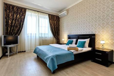 Сдается 1-комнатная квартира посуточно в Краснодаре, улица Фёдора Лузана, 4.